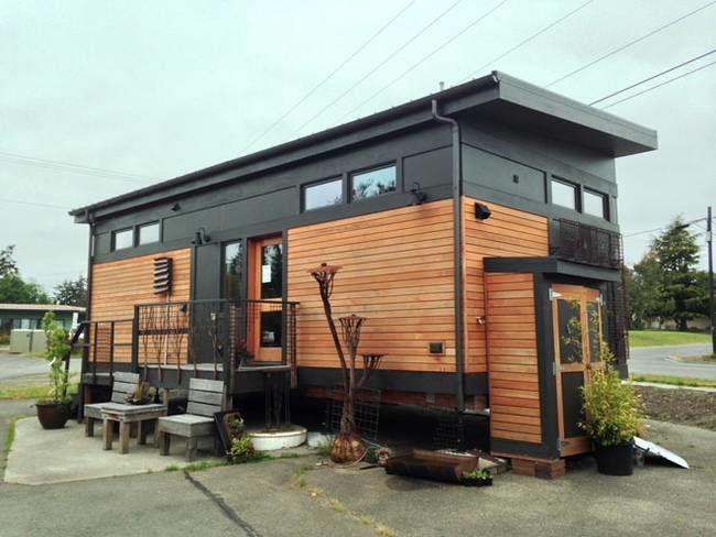 Tiny Prefabricated Houses