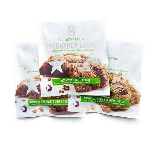 Nutritious Pregnancy Cookies