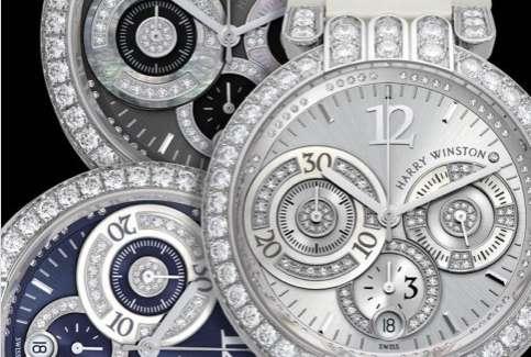 Opulent Timepieces