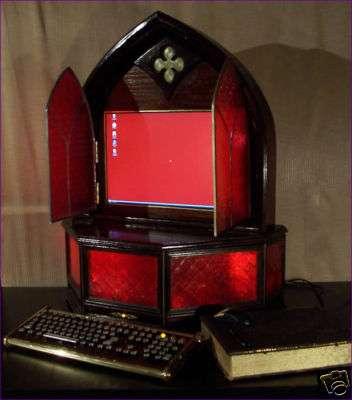 Steampunk Gothic Desktops