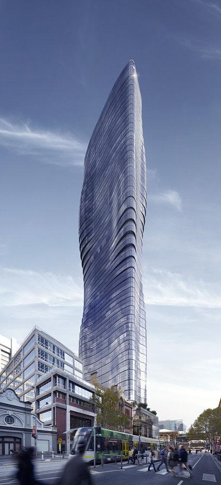 Pop Star-Inspired Skyscrapers