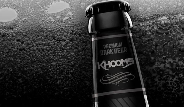 Darkly Branded Beer