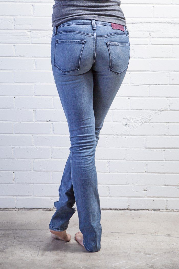Flexible All-American Jeans