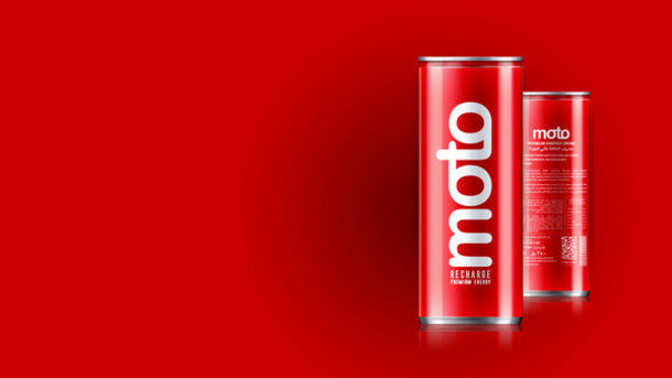 Subtle Luxury Energy Drinks