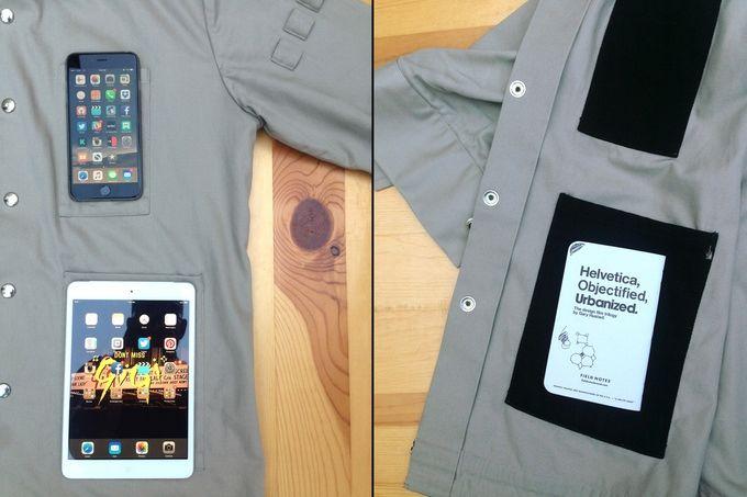 Utilitarian Tech Coats