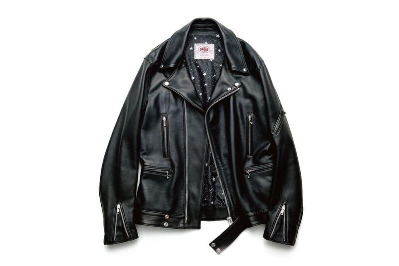 Fleece-Leather Apparel