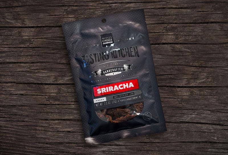 Artisanal Dried Meat Snacks