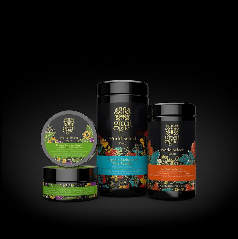 Premium Organic Teas