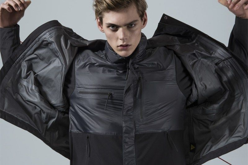 Premium Outerwear Editorials