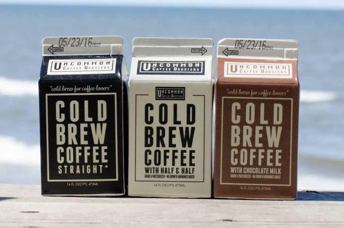 Cartoned Cold Brews