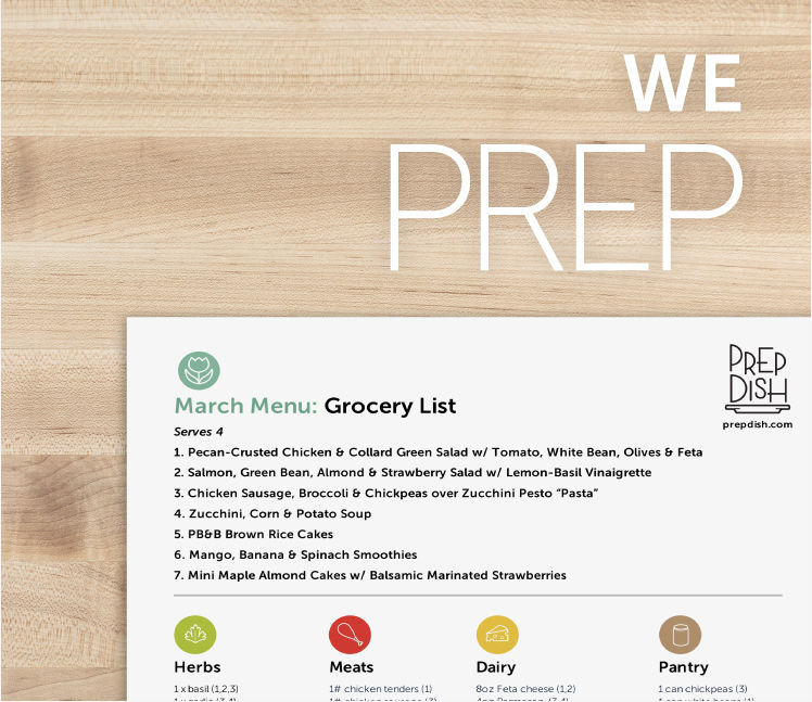 Meal Preparation Subscriptions