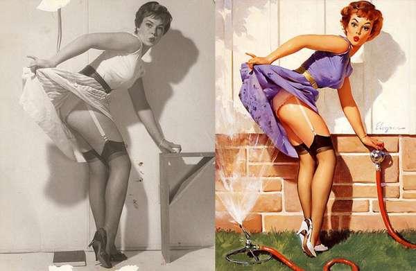 Vintage Photo Edits