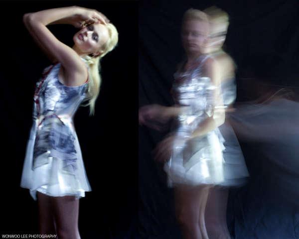 Pulse-Responsive Dresses