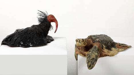 Ceramic Endangered Creatures