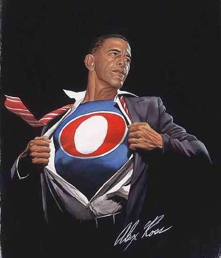 Superhero Presidents