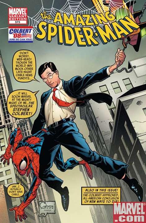 Political Comic Books