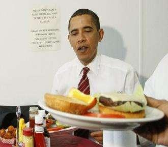 President-Endorsed Junkfood