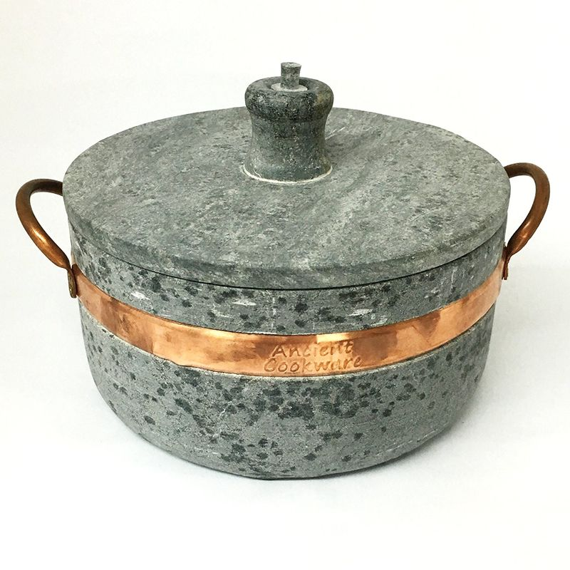 Soapstone Cooking Pots