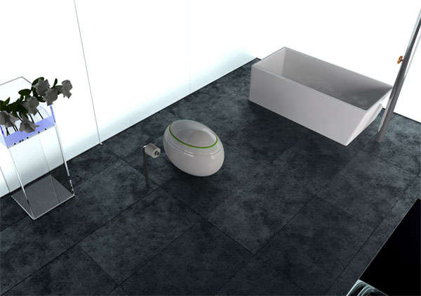 Compact Self-Pressured Toilets