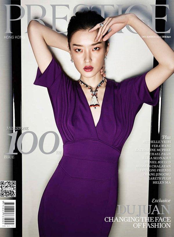 Elegant Jewel-Dripping Editorials