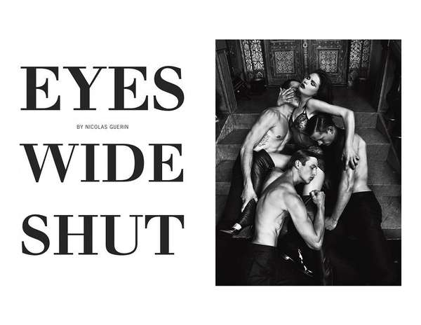 Prestige International 'Eyes Wide Shut'