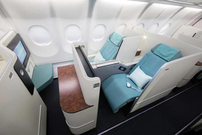 Compartmentalized Airline Cabins