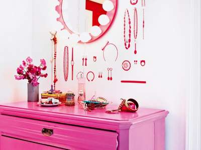 Pretty in Pink House