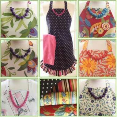 Snappy Vintage Aprons