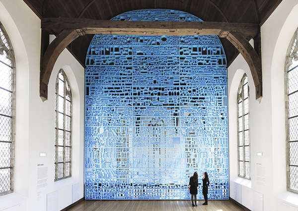 Cityscape Screen Installations