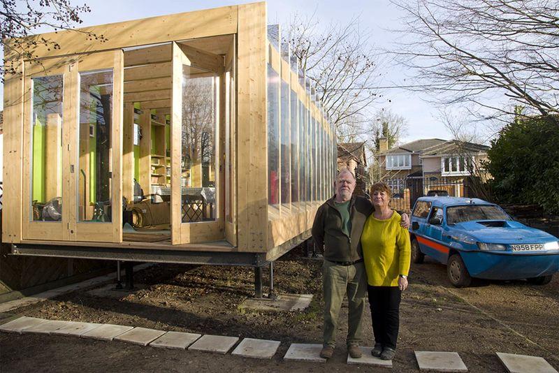 Flood-Proof Housing