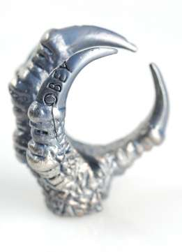 Prey Ring by Obey