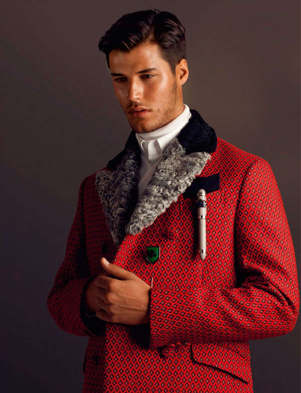 Luxuriously Suited Captures