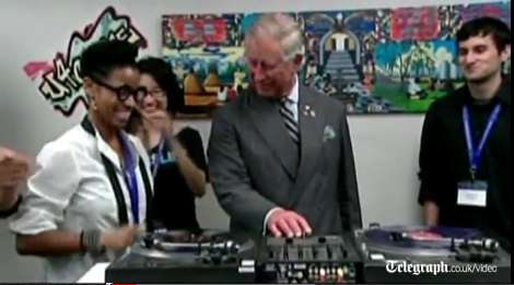 Royal Family DJ Videos