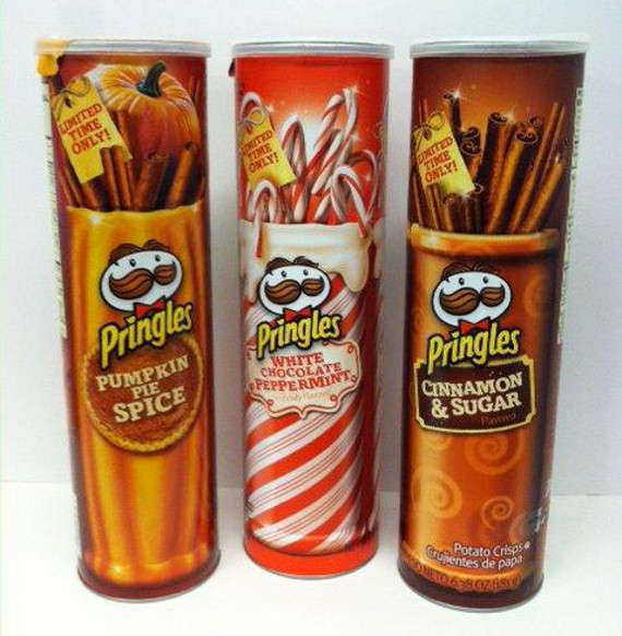 pringles holiday