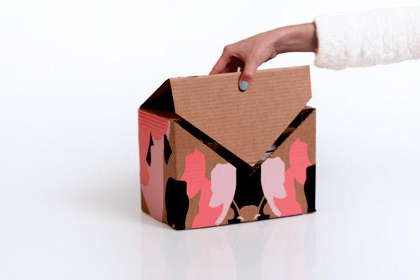 Envelope Shipping Boxes