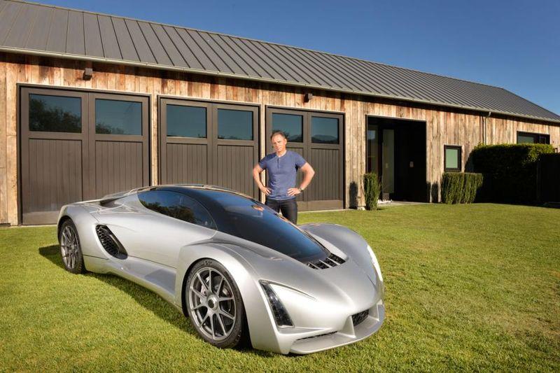 3D-Printed Supercars