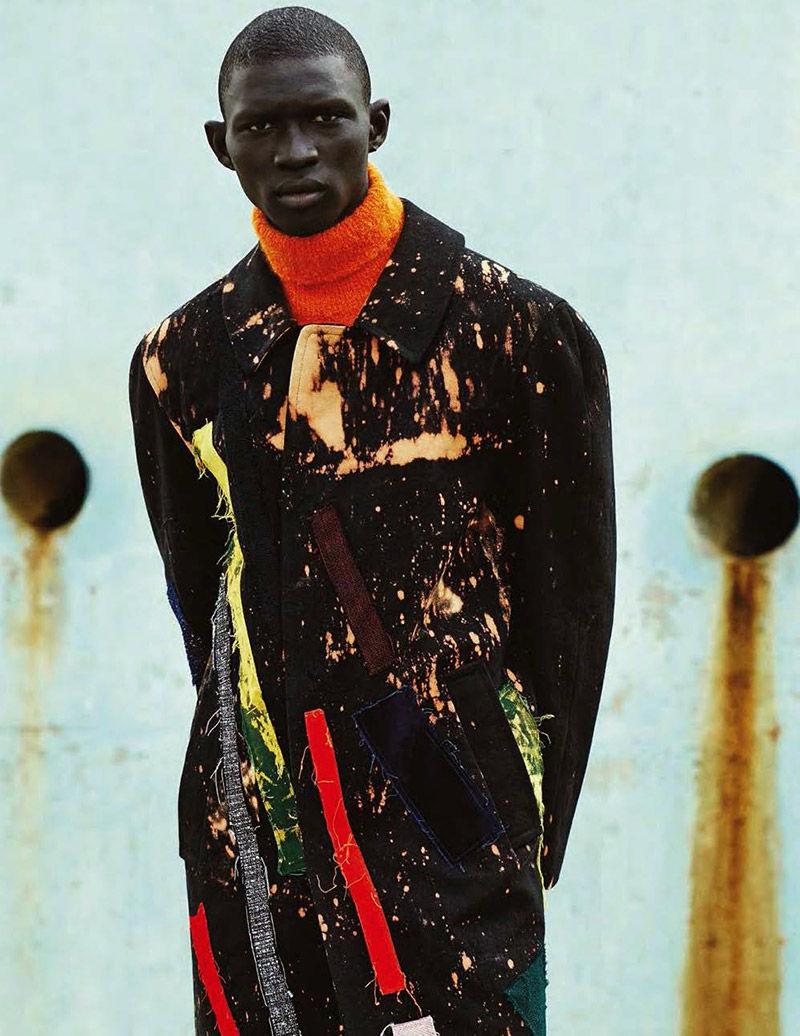 Textural Fall Fashion