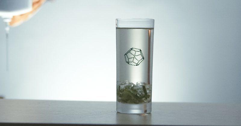 3d Printed Cocktails Printed Drink