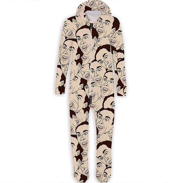 Creepy Celeb Sleepwear