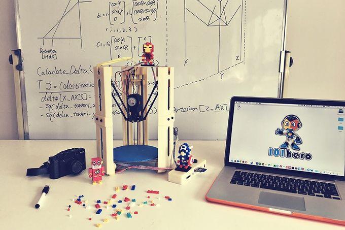 Cost-Effective 3D Printers