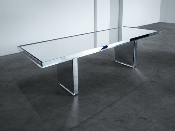 Minimalist Reflective Furniture