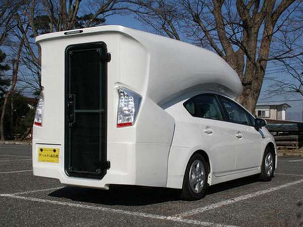 Hybrid RV Conversions