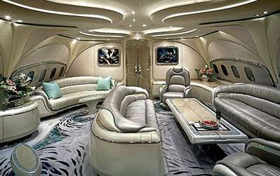 Luxurious Private Flights