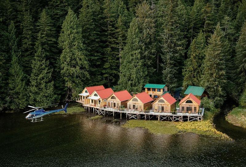 Remote Wilderness Retreats