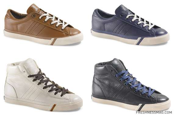 Pro-Keds Royal Plus Leather Pack