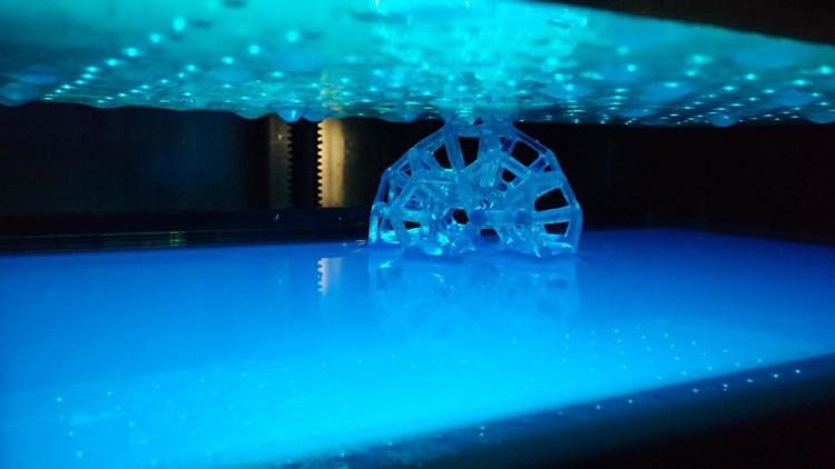 Ultra-Fast 3D Printers
