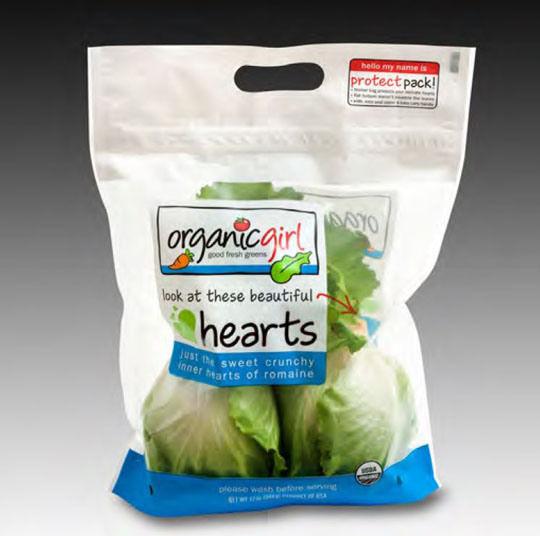 Secure Lettuce Bags