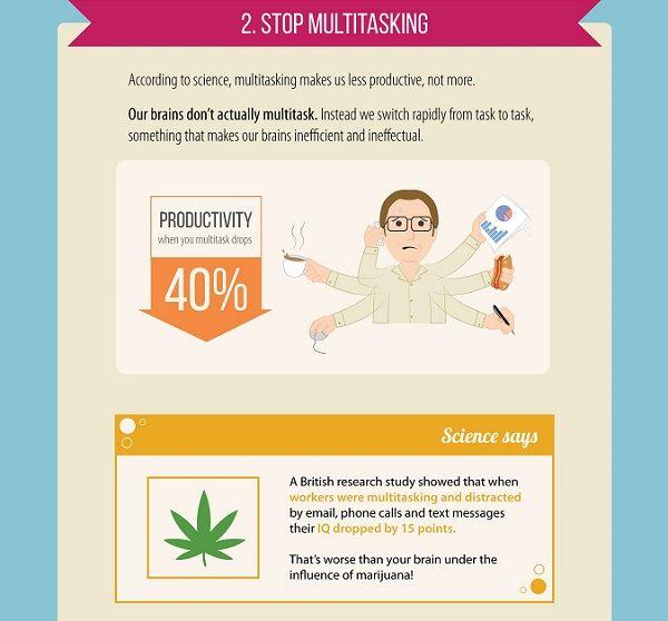 Easy Productivity Tips