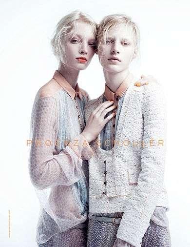 Ashen Fashion Ads