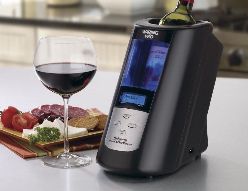 Wine-Warming Appliances